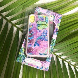 Lilly Pulitzer IPhone X and XS COVER